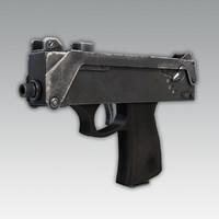 max ots-22 compact submachine gun