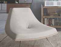 James Donahue's Coconut Lounge Chair