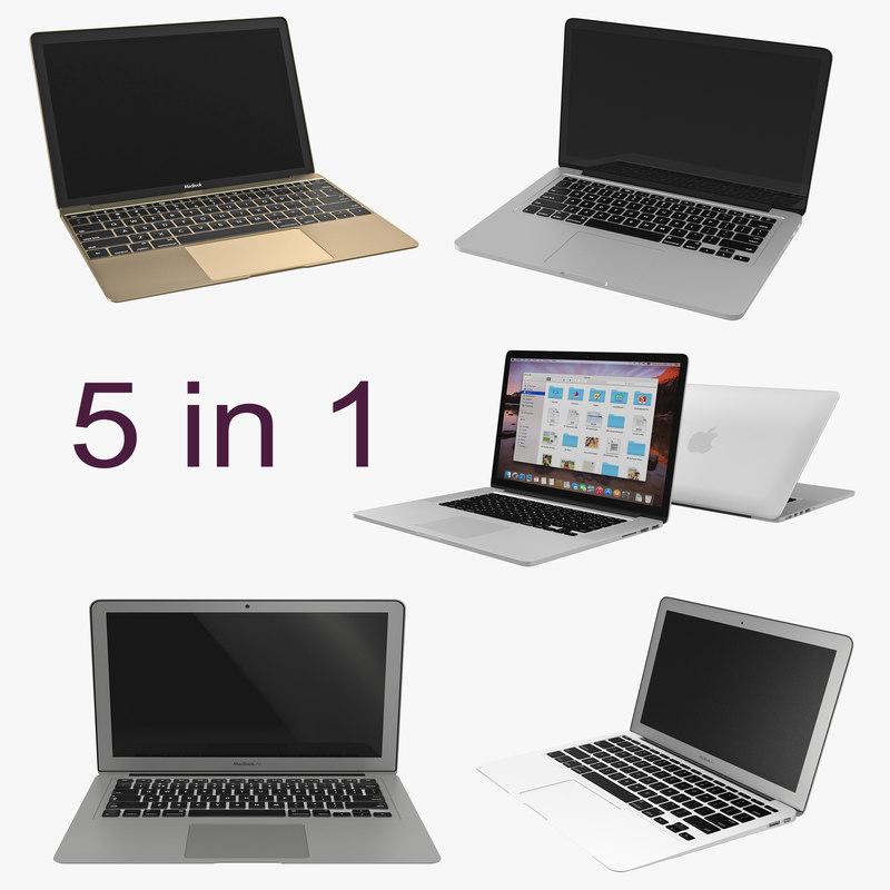 macbooks 2 modeled max