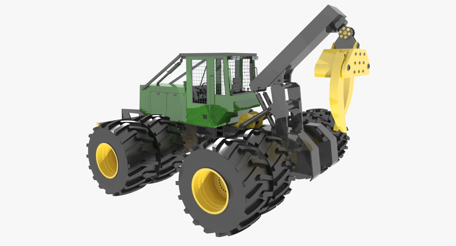 max skidder heavy vehicle