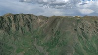 vulcanic landscape island blend
