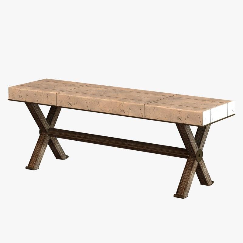 table paul dupre lafon fbx