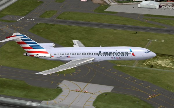 maya 727 new logo american airlines
