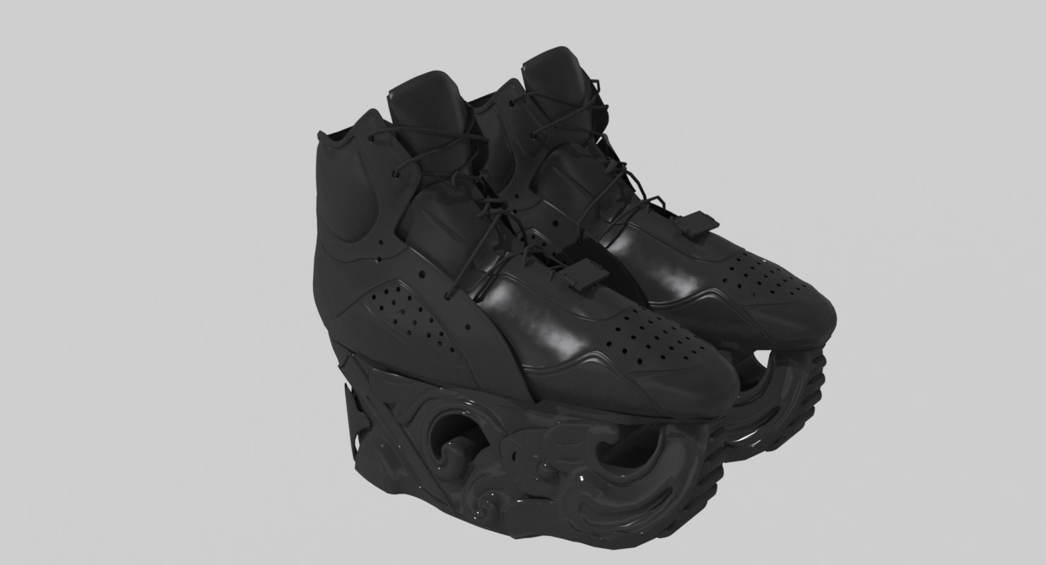 dxf art shoes