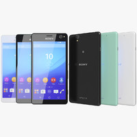 realistic sony xperia c4 3ds