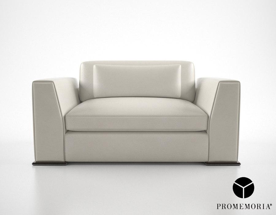 promemoria ulderico armchair max
