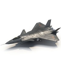 max chengdu j20 stealth fighter