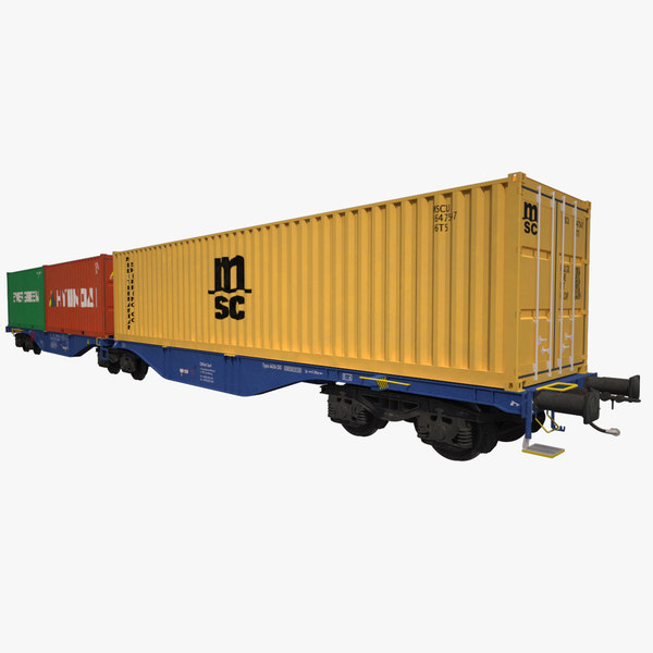 max container railcar sggrss