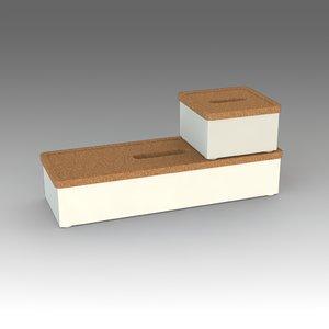 3d box ikea
