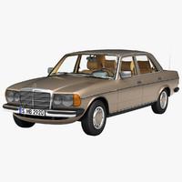 1984 Mercedes Benz 230E W123