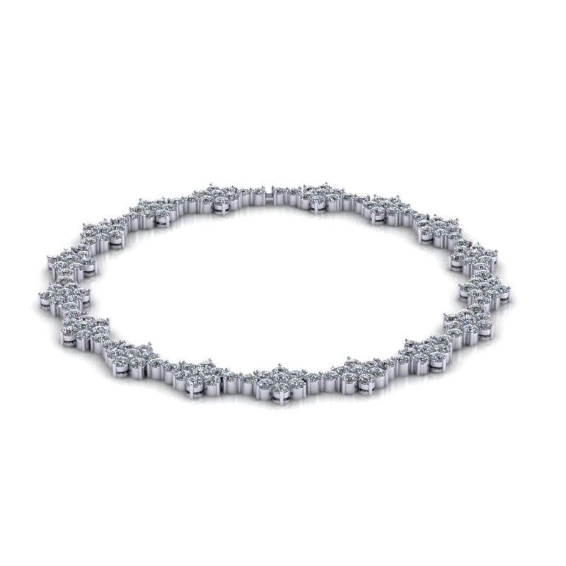 3dm diamond necklace
