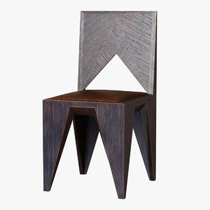 3d vlastislav hofman chair