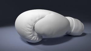 3d model boxing glove printing