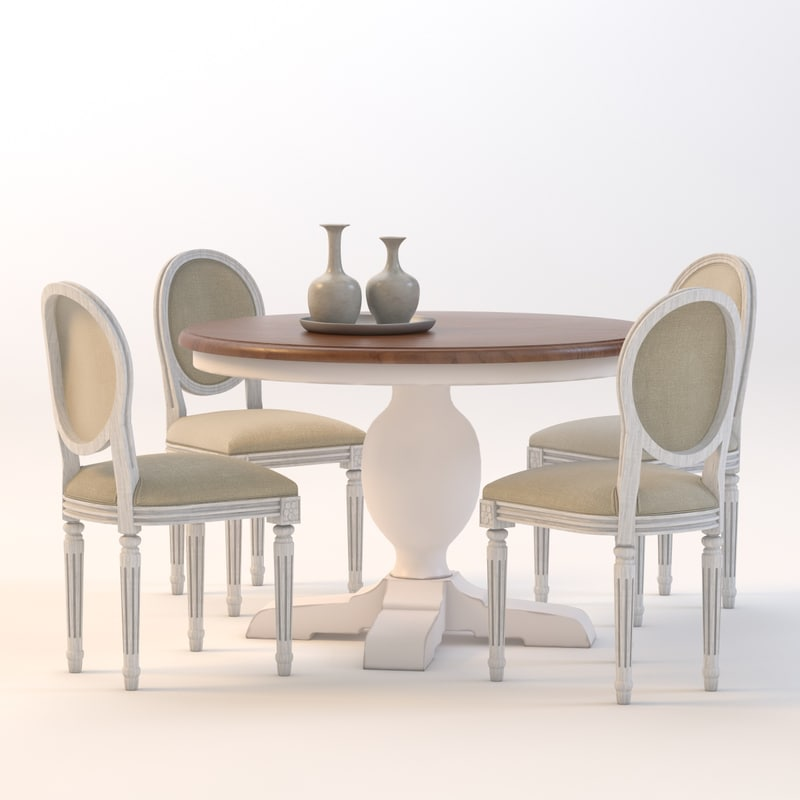 s max decorated chairs set
