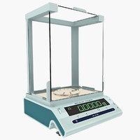 3d analytical balances