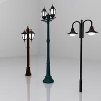 Street Light 3 model