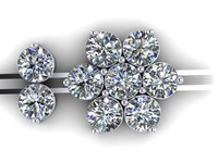 3d model diamond jewelry cad