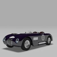 3d model 1951 c type