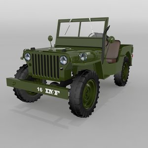 willy jeep max