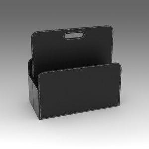 3d model box ikea
