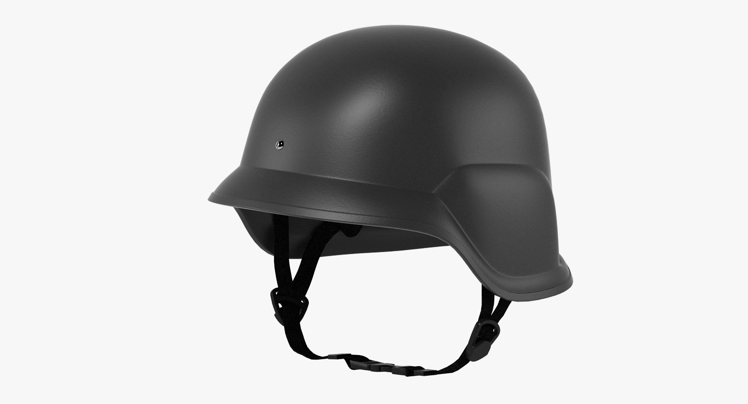 3d model swat helmet