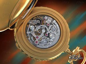 pocketwatch mechanism max