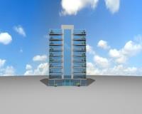 multi-story building ma