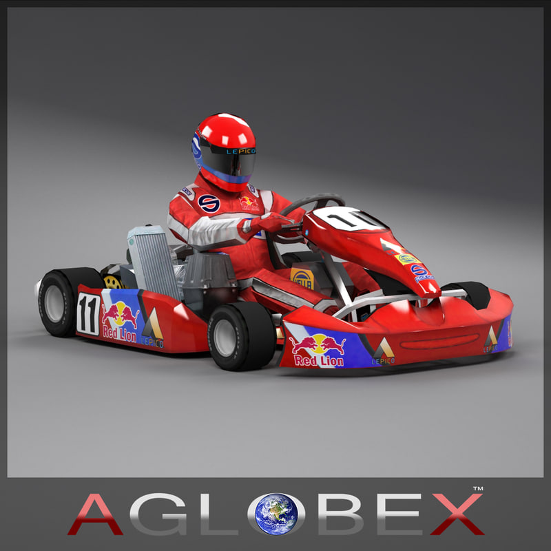 go-kart mobile games 3d x