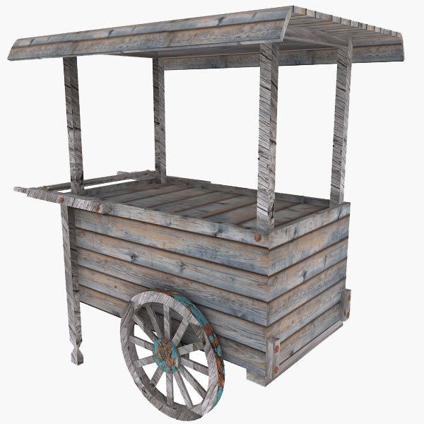 old food cart max