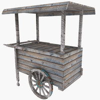 old food cart max