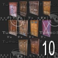 3d 10 door