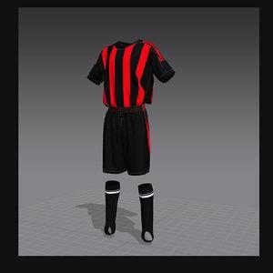 obj soccer form