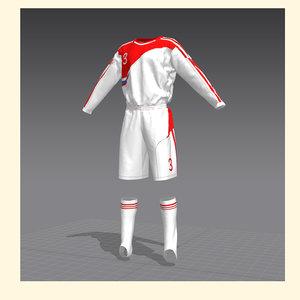 maya soccer form russia 1