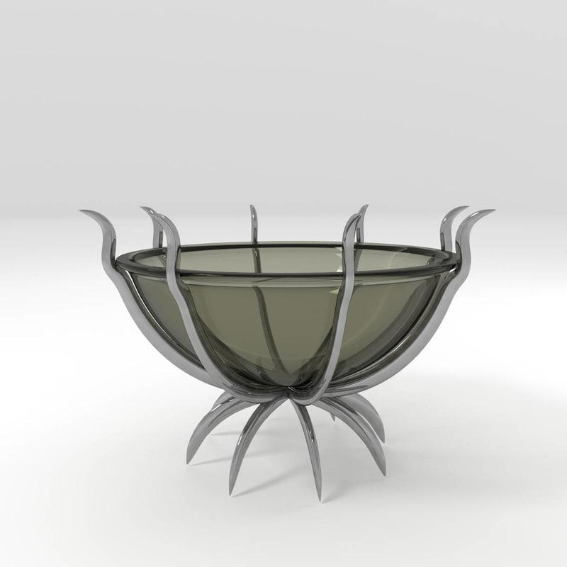3d decorative bowl