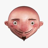toon head max