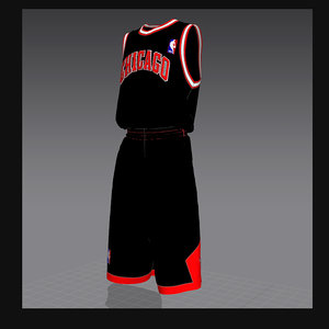 basketball form 3d obj