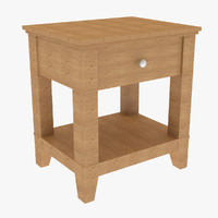 max herefoss bedside table