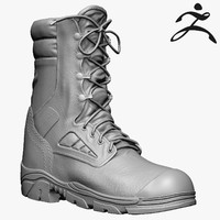 Army Boot Corcoran