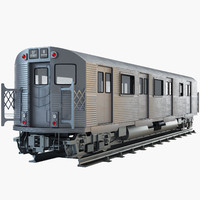 NY Subway Train R38