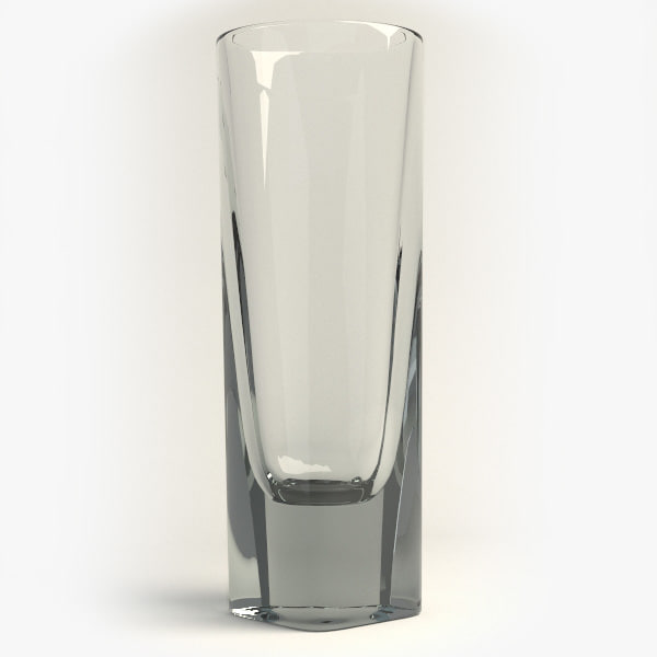 3ds max glass table vase