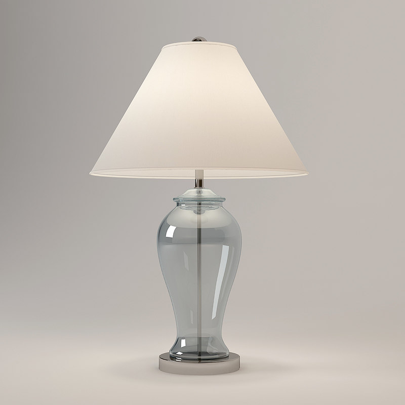 3d model of andrew martin glass table