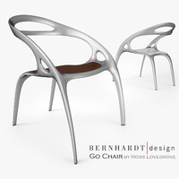 3d bernhardt design chair ross lovegrove