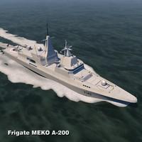 obj frigate meko a-200
