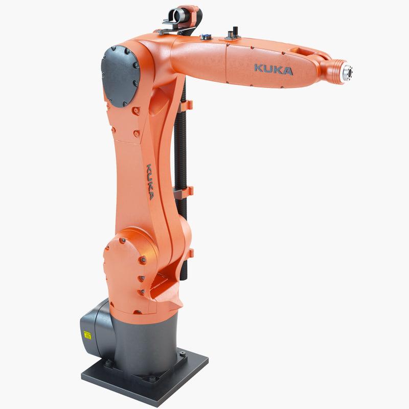 max industrial robotic kuka kr
