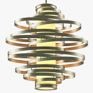 3d model corbet lighting interior vertigo
