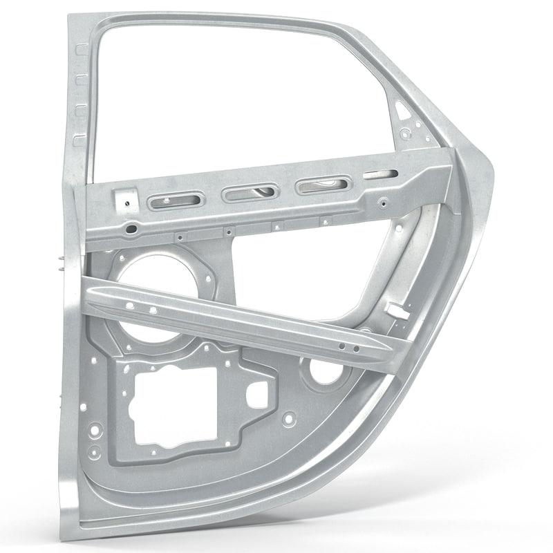 max car door frame 2