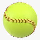 softball 3D models