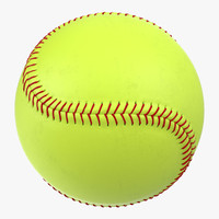 max softball ball