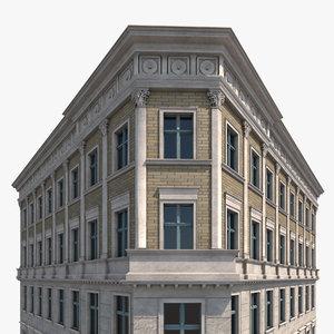 3ds max berlin house grosse frankfurter