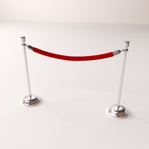 stanchion 3ds